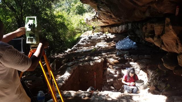 Umbeli Beli Excavation 2020